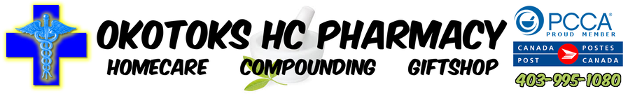 OKOTOKS HC PHARMACY-HOME CARE & COMPOUNDING