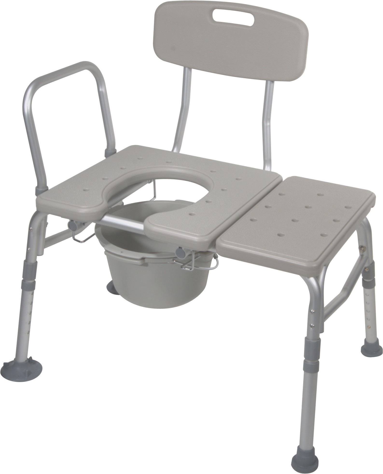 Tub Transfer Bench With Commode